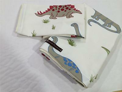 Laura Ashley Dinosaurs Cotbed Duvet Cover