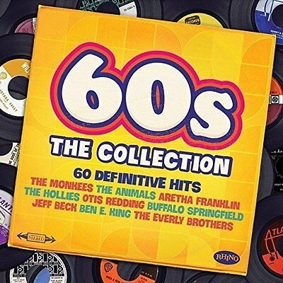 60s : THE COLLECTION (Best Of) 3 CD SET (2016)