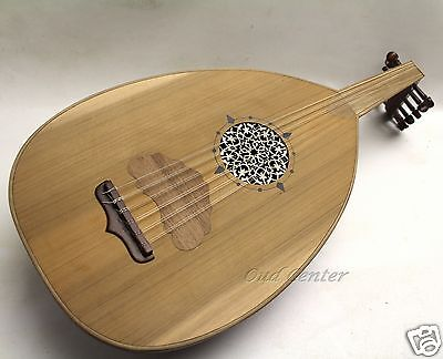 Syrian Oud Lute High quality Oud fretless Guitar-Blemished