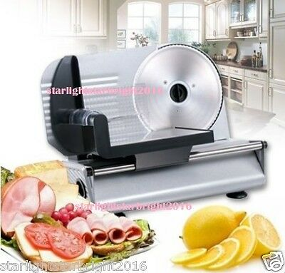 Meat Slicer Food Slicer Cheese Slicer Electric Bread Slicer Processor Bread Deli