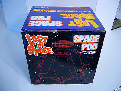 MOEBIUS MODELS Lost in Space, Space POD, 2901, NIB, Collection,Billy Mummy