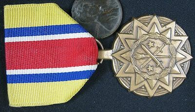 Vintage SWOT Army National Guard For Achievement Medal Pin