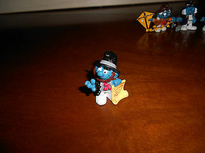 Puffi Smurfs Puffo Abraham Lincoln - Abraham Lincoln -  20506 - Storici