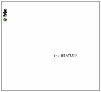 The Beatles Cd - The White Album [2Cd Remastered](2009) - New Unopened