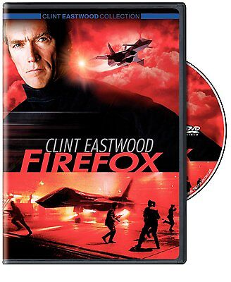 Firefox Dvd - Single Disc Edition - New Unopened - Clint Eastwood