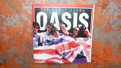 Oasis - The Early Years-1992/94/95 Demos Soundchecks Early Mixes-