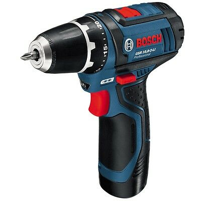 Bosch GSR10.8-2-LI Professional Cordless Drill Driver Body Only