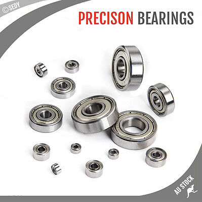 Precision Bearings Proven Quality High Speed Precise Tolerances Machinery NEW