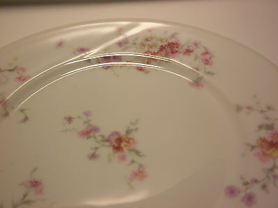 """Antique 7 1/2"""" Theodore Haviland Limoges France Luncheon Plate"""