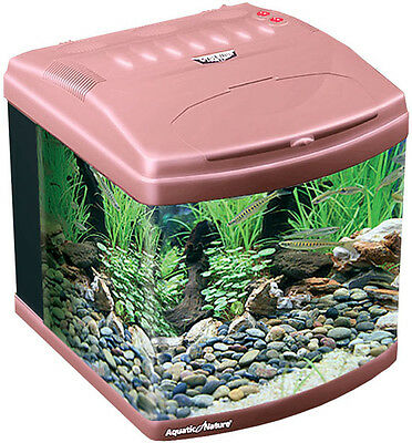 Aquatic Nature Evolution Aquarium-Set 37 L Design Nanoaquarium mit Filter