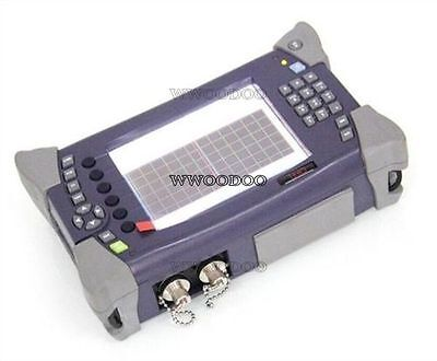 "5"" Digital Portable Palm Otdr Tester Meter 13/15Db For Ftb-1 Max-710B Axs-100 I4"
