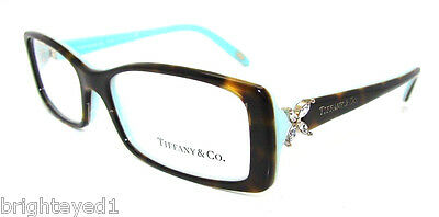 Authentic TIFFANY & CO. Rx Eyeglass Frame TF 2043B - 8134 *NEW*  52mm