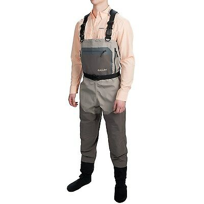 Allen Co North Fork Breathable Chest Waders - Stockingfoot - Choose Your Size!