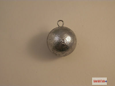 Cannon Ball Sea Weights Various lead weights, loops,eyes