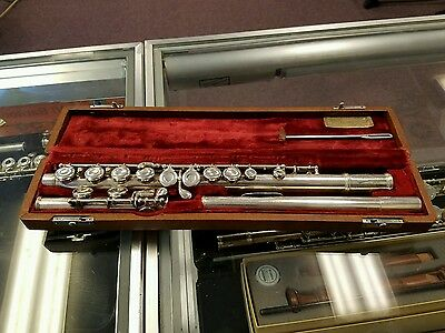 Armstrong Student Model Flute with Case