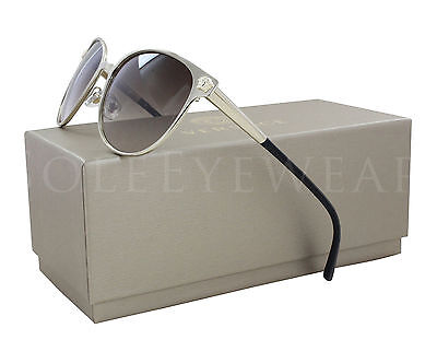 NEW Versace VE2168 1375/13 2168 137513 Rose Gold / Brown Gradient Sunglasses