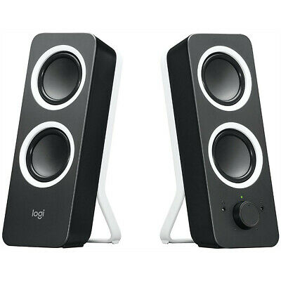 Logitech Z200 Multimedia Speakers with Stereo Sound