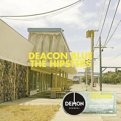 DEACON BLUE The Hipsters UK 180g yellow vinyl LP + MP3 NEW/UNPLAYED