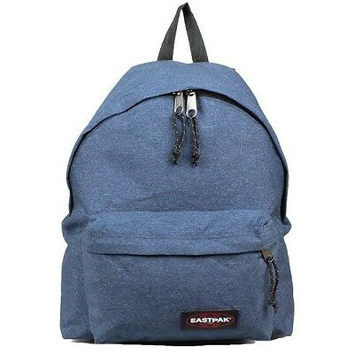 Sac à dos bleu Eastpak Padded Pak'r EK620 82D Double Denim