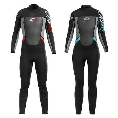 Osprey Boys Girls 5mm Wetsuit Full Length Junior Long Kids Childs Surf Winter