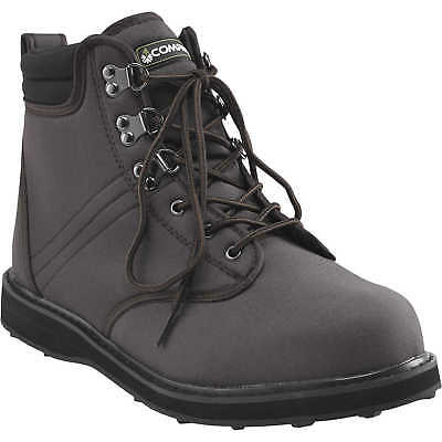 Compass 360 Stillwater Cleated Sole Wading Shoes, Size 10