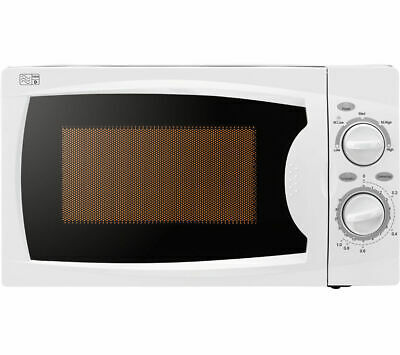 ESSENTIALS C17MW14 Solo Microwave White 17 Litres Capacity 700 W Power