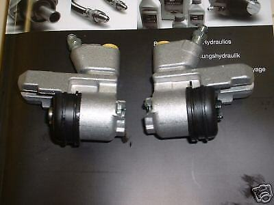 REAR BRAKE WHEEL CYLINDER PAIR for FORD CONSUL, ZEPHYR, AND ZODIAC MK 2