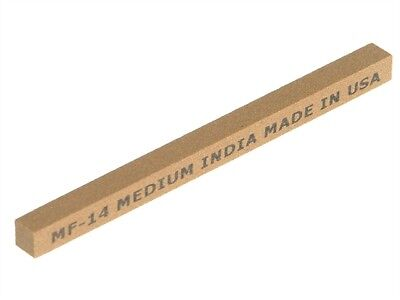 India INDFF34 FF34 Square File 100mm x 10mm - Fine