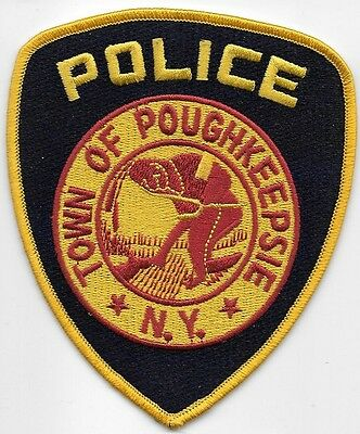Poughkeepsie Ny New York Indian Ppd Pd Lot Of 1 Patch