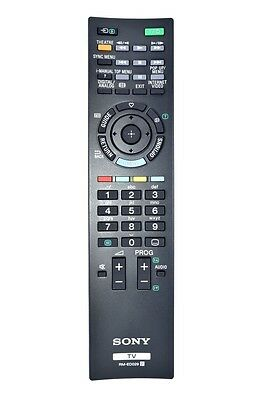 Sony RM-ED022 Replacement = RMED029 Genuine Television Remote Control
