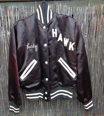 Hawk TV Show Cast Crew Jacket Size Small and Cup Burt Reynolds 1966