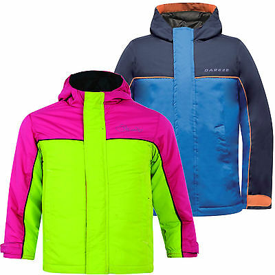 Dare2b Offtrack Kids Jacket Ski Insulated Waterproof Boys Girls 3 - 10 years