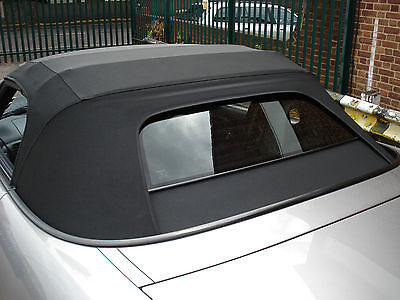 Honda S 2000 New Black Mohair Hood