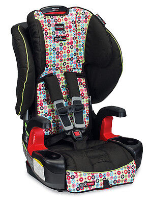 Britax Frontier ClickTight G1.1 Combination Booster Car Seat in Kaleidoscope New
