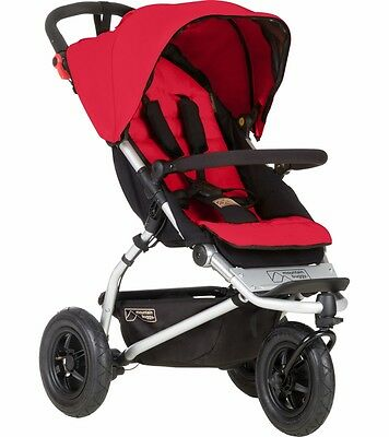 Mountain Buggy 2015 Swift 3.0 Stroller - Berry  - Brand New! Free Shipping!