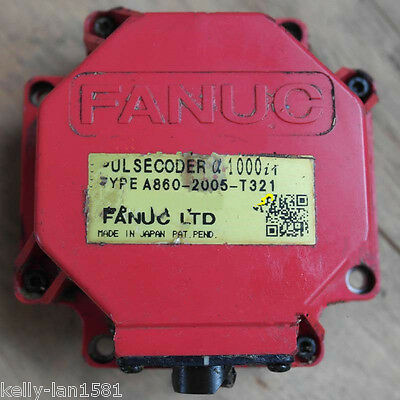 1PCS USED GE FANUC Encoder A860-2005-T321 Tested