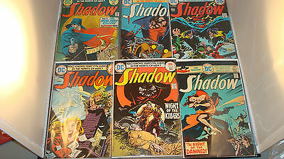 Collection of The Shadow Titles - 21 Issues - As old as 1973