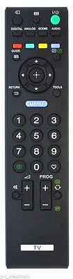 New Replacement Remote Control For Sony Tv KDL32S5500 / KDL-32S5500