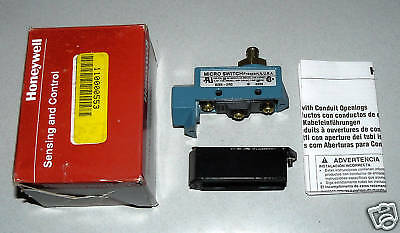 New Honeywell Bze62Rq Microswitch Enclosed Limit Switch