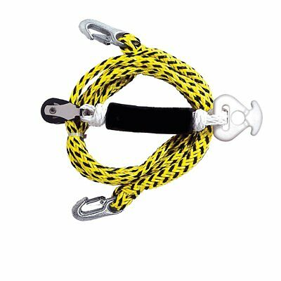 BASE SPORTS nautiques Bridle avec support de levage Triangle remorquage