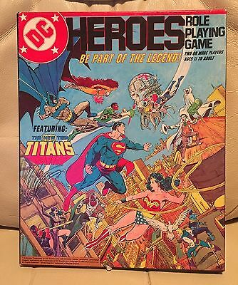 Mayfair Games DC Heroes RPG Multi-title Listing