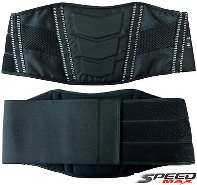 Lower Back Kidney Belt Stretch Expandable Motorbike / Motorcycle Warm & Support
