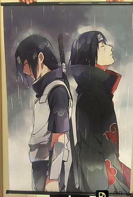 Japan Anime NARUTO Uchiha Itachi Poster Wall Scroll Painting  40x60cm