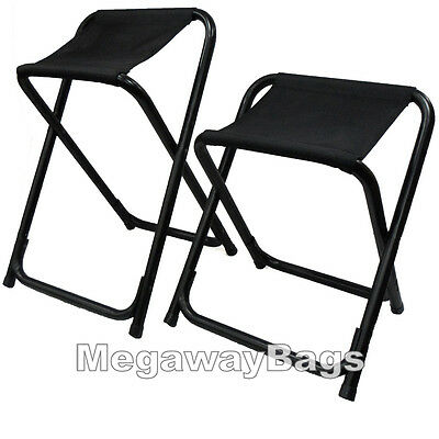Portable Foldable Chairs Fishing Camping Light-Weight Outdoor Picnic MegawayBags