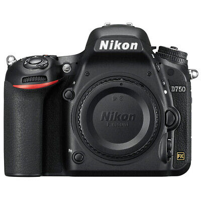 Nikon D750 (BODY ONLY) DSLR Camera with GEN NIKON WARRANTY