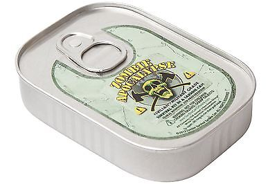 Zombie Apocalypse Emergency Survival Kit in a Sardine Can Halloween