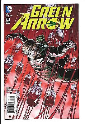 Green Arrow # 52 (June 2016), Nm New