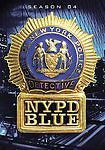 Nypd Blue: Season 4 Dvd - The Complete Fourth Season [4 Discs] - New Unopened
