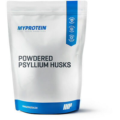Myprotein: Whole Psyllium Husks - Powder - Pouch - 1kg, 500g, 250g