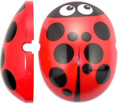 Ladybird Capz By Edz Kidz * Kids Ear Defenders NOT INCLUDED